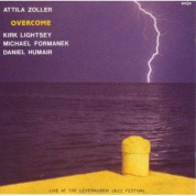 Attila Zoller: Overcome - Live At The Leverkusen Jazz Festival - CD