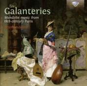 Artemandoline: Les Galanteries: Mandolin Music from 18th-Century Paris - CD