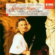 Sabine Meyer, Orchester der Oper Zürich, Franz Welser-Möst: Sabine Meyer - A Night at the Opera - CD