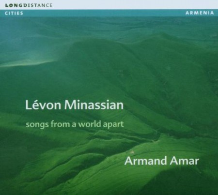 Levon Minassian: Songs from a world apart - CD
