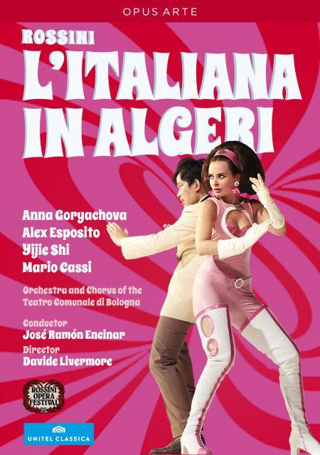 Rossini: L'italiana in Algeri - DVD