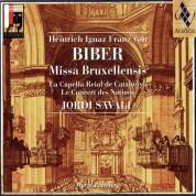 La Capella Reial de Catalunya, Le Concert des Nations, Jordi Savall: Heinrich Ignaz Franz von Biber Missa Bruxellensis - CD