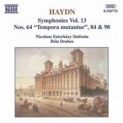 Bela Drahos: Haydn: Symphonies, Vol. 13 (Nos. 64, 84, 90) - CD