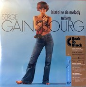 Serge Gainsbourg: Histoire De Melody Nelson (Remastered) - Plak