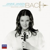 Janine Jansen, Maxim Rysanov, Torleif Thedéen: Bach, J.S.: Partita No.2 For Solo Violin, Bwv 1004 - CD