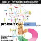 Malcolm Sargent, London Symphony Orchestra: Prokofiev: Symphony No. 5 - Plak
