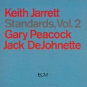 Keith Jarrett, Gary Peacock, Jack DeJohnette: Standards, Vol. 2 - CD