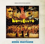 Ennio Morricone: Novecento (Soundtrack - Remastered) - Plak