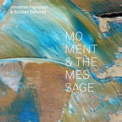 Jonathan Finlayson, Sicilian Defense: Moment And The Message - CD