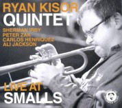 Ryan Kisor: Live at Smalls - CD