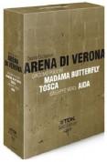 Çeşitli Sanatçılar: Opera Exclusive: Arena Di Verona - Puccini & Verdi - DVD
