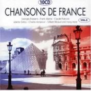 Çeşitli Sanatçılar: Chansons De La France Vol. 2 - CD