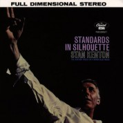 Stan Kenton Orchestra: Standards In Silhouette - CD