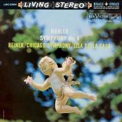 Lisa Della Casa, Fritz Reiner, Chicago Symphony Orchestra: Mahler: Symphony No.4 (200 g) - Plak