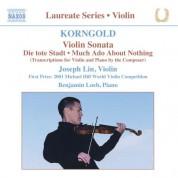 Joseph Lin: Violin Recital: Joseph Lin - CD