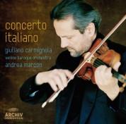 Andrea Marcon, Giuliano Carmignola, Venice Baroque Orchestra: Concerto Italiano - CD