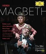 Željko Lučić, René Pape, Anna Netrebko: Verdi: Macbeth - BluRay