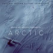 Joseph Trapanese: Arctic (White Tranclucent Mixed Vinyl) - Plak