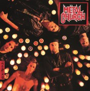 Metal Church: The Human Factor - Plak