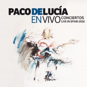 Paco de Lucia: En Vivo - CD