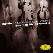 Emerson String Quartet: Haydn: Seven Last Words - CD