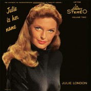 Julie London: Julie Is Her Name Vol. 2 (200g-edition) - Plak