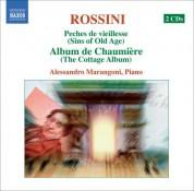 Alessandro Marangoni: Rossini: Piano Music, Vol. 1 - CD