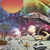 Çeşitli Sanatçılar: Moon Rocks: Extraplanetary - Plak