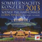 Wiener Philharmoniker, Lorin Maazel: Summer Night Concert 2013 - CD