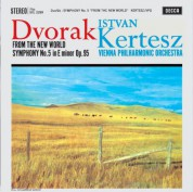 Wiener Philharmoniker, István Kertész: Dvorák: Symphony No. 9 (From the New World) - Plak