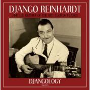 Django Reinhardt, The Quintet Of The Hot Club Of France: Djangology - Plak