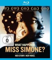Nina Simone: What Happened, Miss Simone? - BluRay