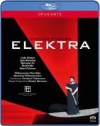 Strauss: Elektra - BluRay