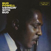 Bud Powell: Swingin' with Bud - CD