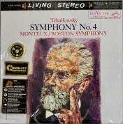 Pierre Monteux, Boston Symphony Orchestra: Tchaikovsky: Symphony No. 4 - Plak