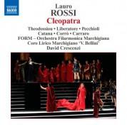 Dimitra Theodossiou: Rossi: Cleopatra - CD