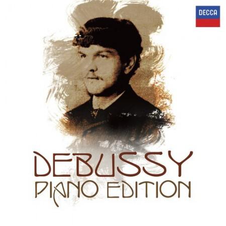 Alfons & Aloys Kontarsky, Jean-Yves Thibaudet, Philippe Cassard, Zoltán Kocsis: Claude Debussy: Piano Edition - CD