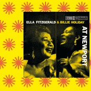 Ella Fitzgerald, Billie Holiday: At Newport (Live) - CD