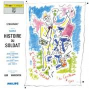 Ensemble de Solistes, Igor Markevitch: Stravinsky: Histoire du soldat - Plak