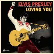 Elvis Presley: Loving You + 3 Bonus Tracks! - Plak