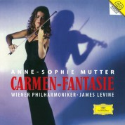 Anne-Sophie Mutter: Carmen Fantasie - Plak