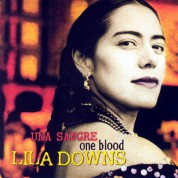 Lila Downs: One Blood - Una Sangre - CD