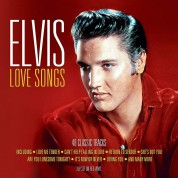 Elvis Presley: Love Songs (Red Vinyl) - Plak