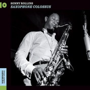 Sonny Rollins: Saxophone Colossus - CD