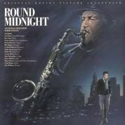 Çeşitli Sanatçılar: Round Midnight (Soundtrack) - Plak