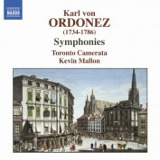 Ordonez: Symphonies - CD