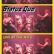 Status Quo: Live At The N.E.C. 1982 - Plak