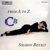 Sharon Bezaly: Solo Flute from A to Z - Vol. 2 - CD