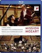 Lang Lang, Nikolaus Harnoncourt, Wiener Philharmoniker: Mission: Mozart - BluRay