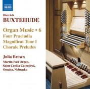 Julia Brown: Buxtehude: Organ Music, Vol. 6 - CD
